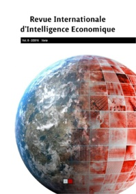 Revue Internationale d'Intelligence Economique n° 8/1 et 8/2