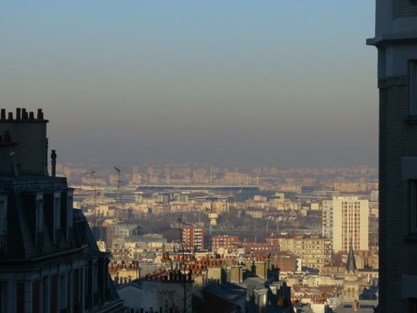 Un air de pollution aux particules fines