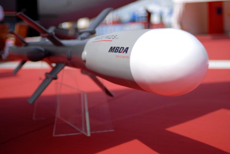 MBDA ou le volet industriel de l'Europe de défense.