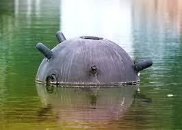 Les anciens explosifs en mer, un enjeu ironiquement actuel
