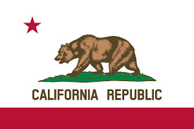 Drapeau de l'Etat de Californie