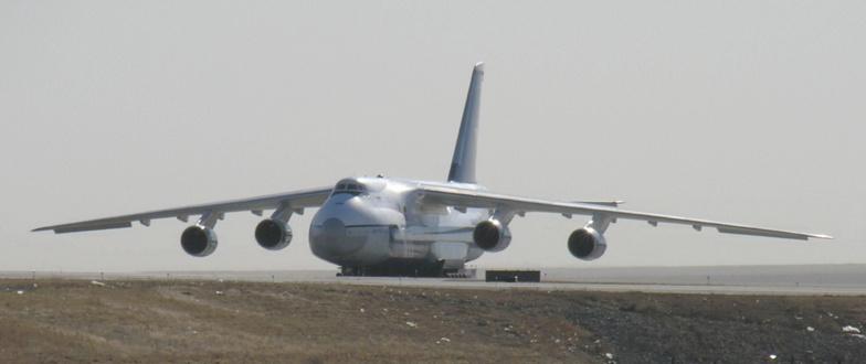 Transport stratégique militaire : le bout du tunnel ?
