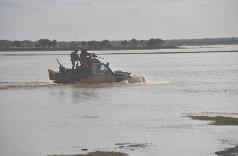 Le Mali, point d'ancrage de l'opération Barkhane