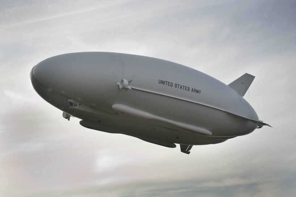 LEMV lors de son premier vol en août 2012 (crédit : Northrop-Grumman)