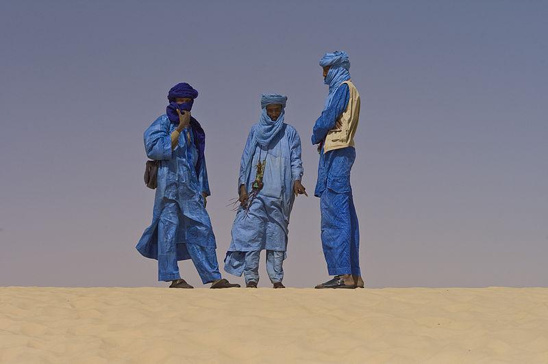 Les Touaregs et les derniers conquérants de l'Islam