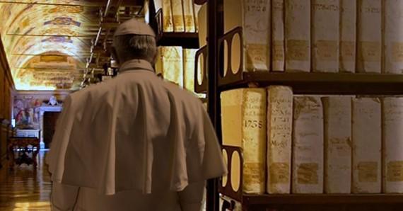 crédit photo : Pape François - le Jésuite - friendsofsion.org