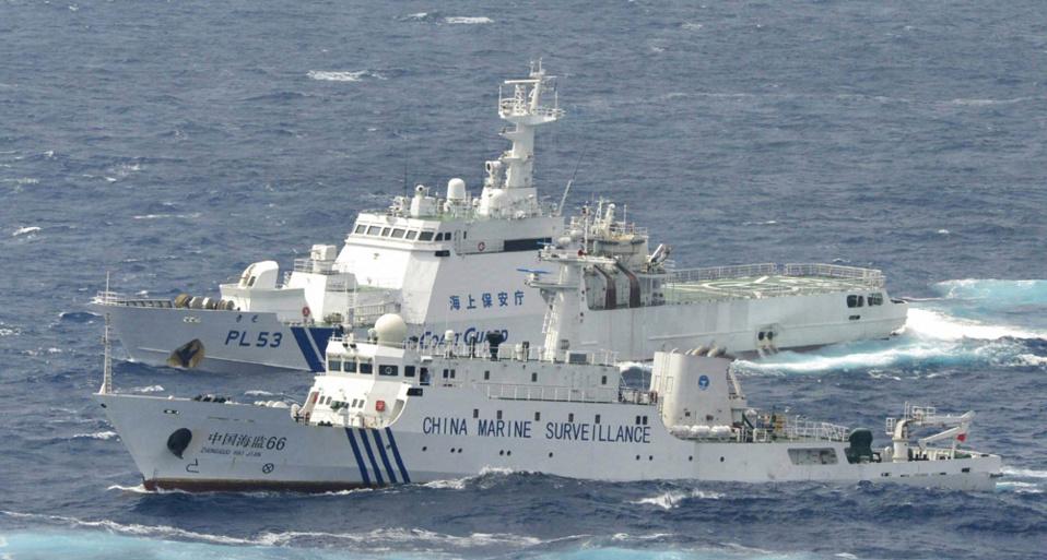Violents heurts Sino-Vietnamiens en Mer de Chine du Sud [actualisé]