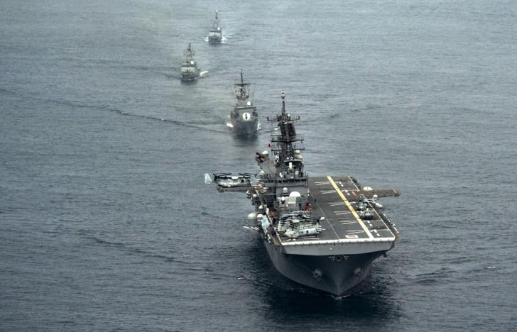 U.S. Navy, photo by Mass Communication Specialist 1st Class Michael McNabb