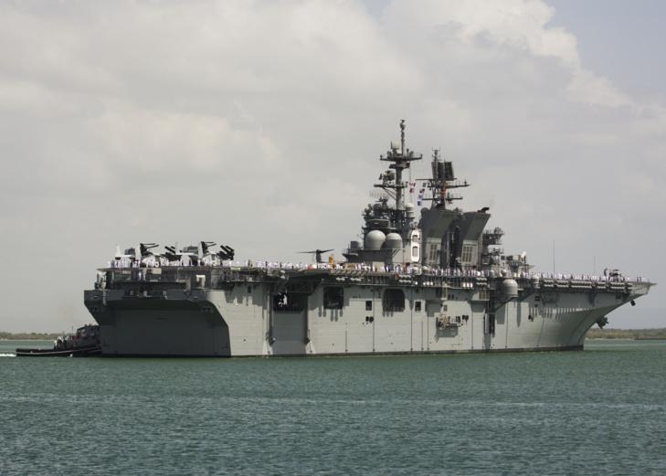U.S. Navy photo by Mass Communication Specialist 2nd Class Scott Pittman
