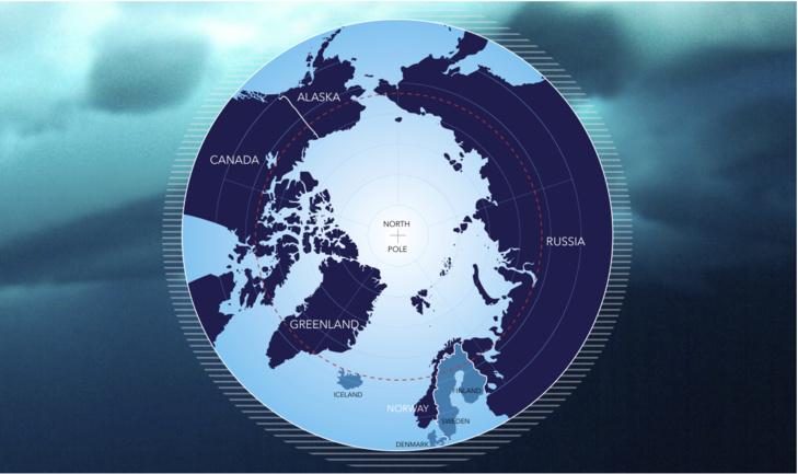 Géopolitique et enjeux internationaux autour de l'Arctique, interview de Victor Chauvet