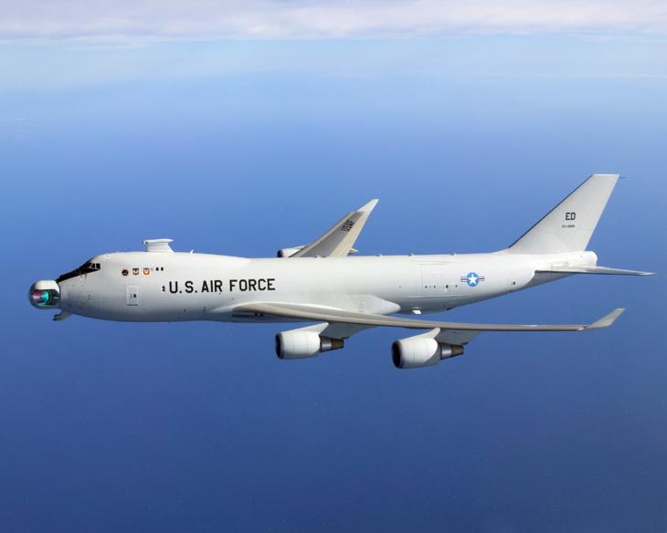 Boeing 747 ABL