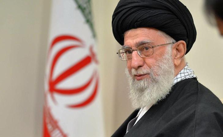 Supreme Leader of Iran Ali Khamenei (credit: Kremlin.ru)