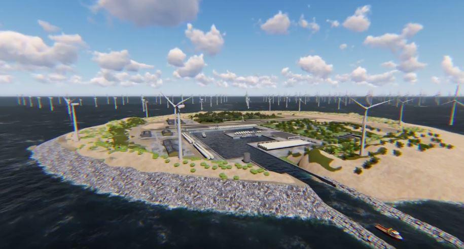 Source : Youtube / TenneT North Sea Power Hub