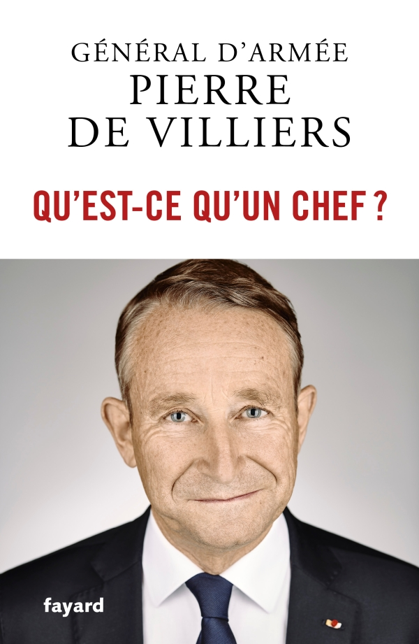 "Le Général de Villiers, nouveau ""chief happiness officer"" du management"