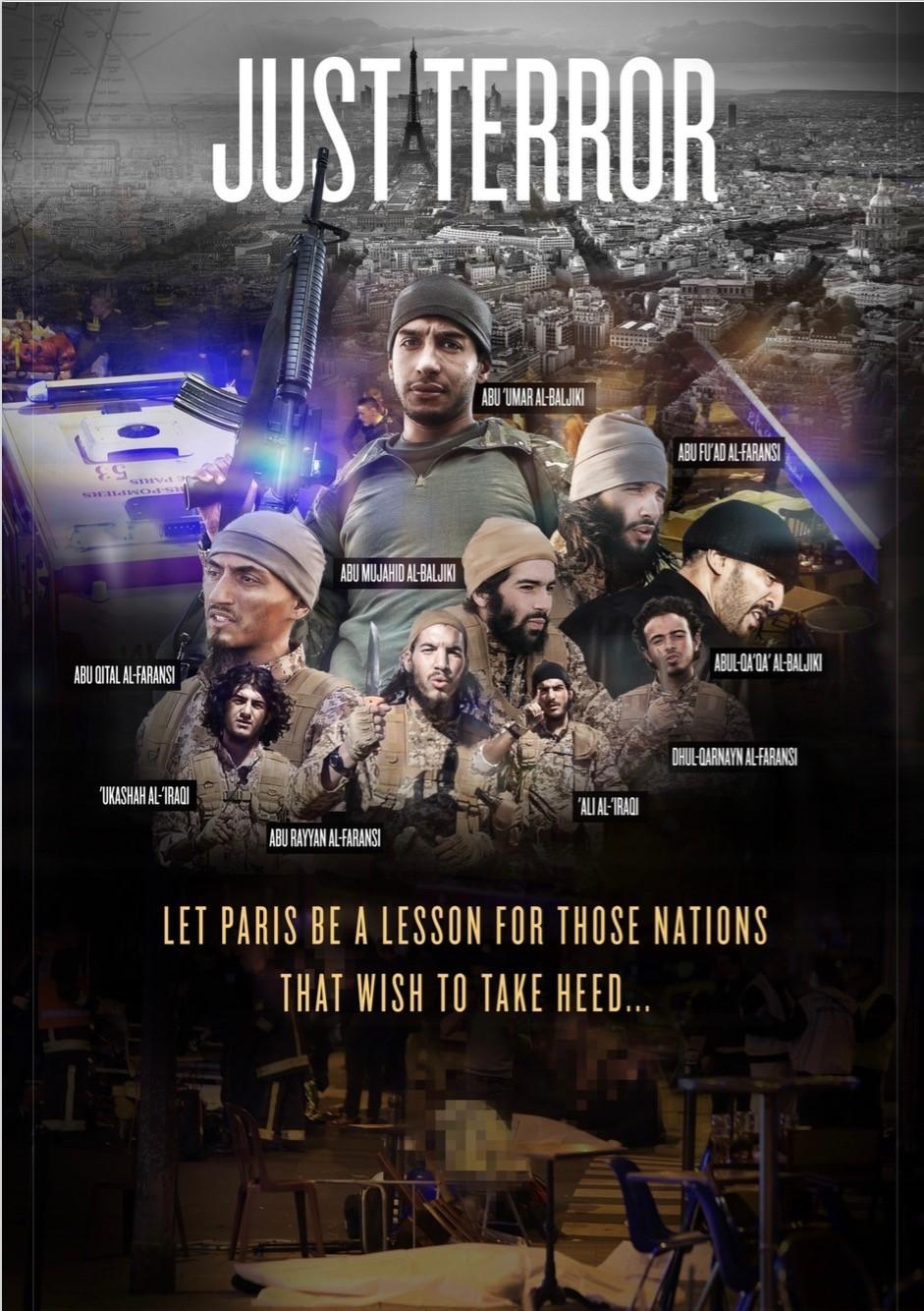 Dar al Islam 7 'La France à genoux'