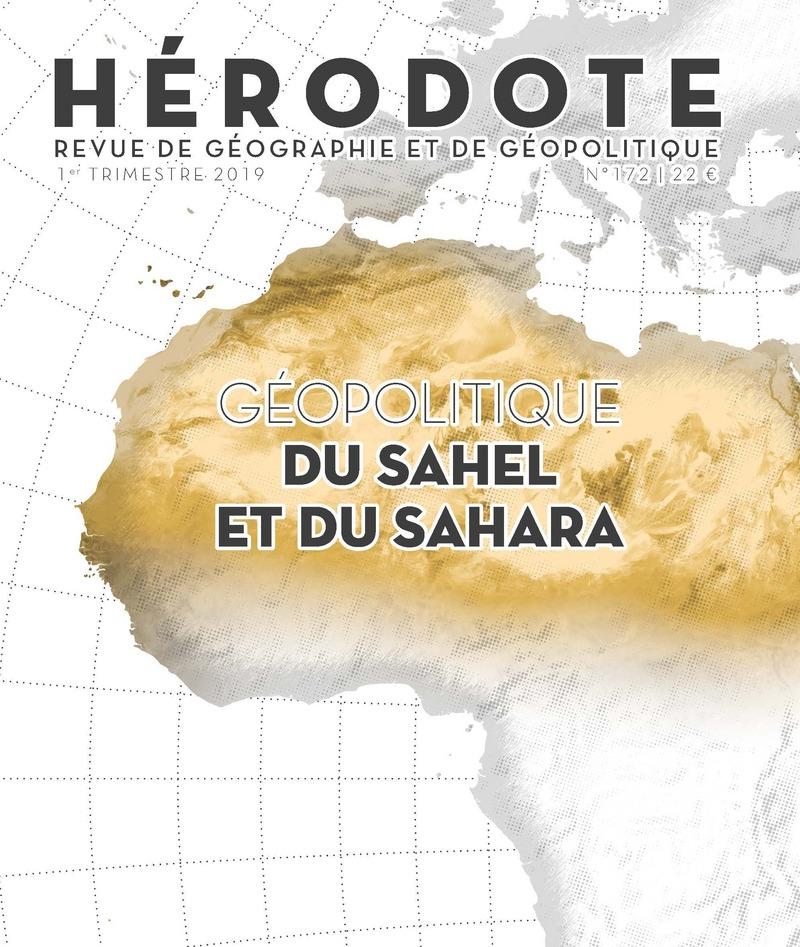 """""""Géopolitique du Sahel et du Sahara"""""""