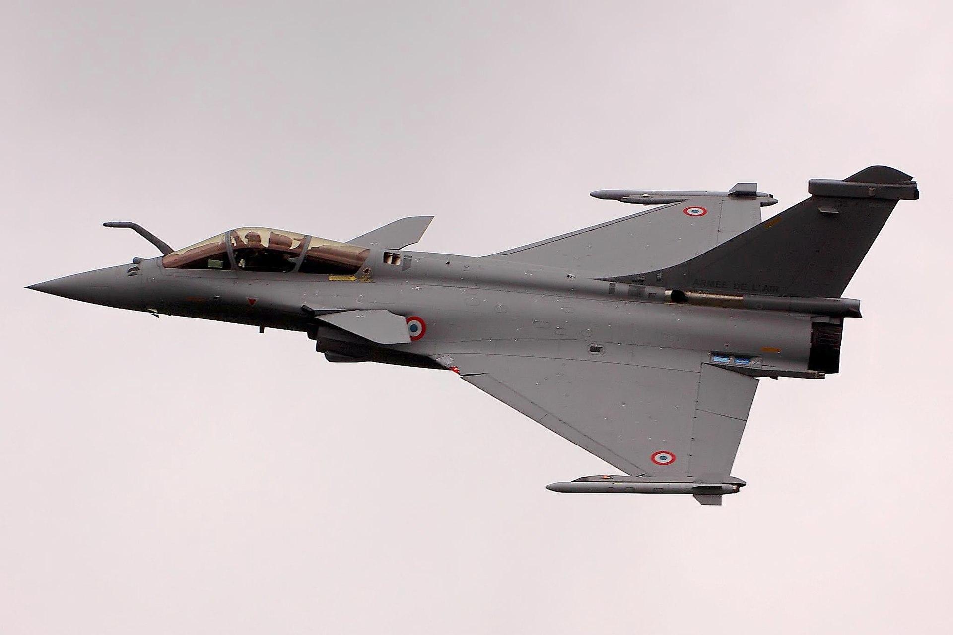 Dassault a livré son premier Rafale à l'Inde
