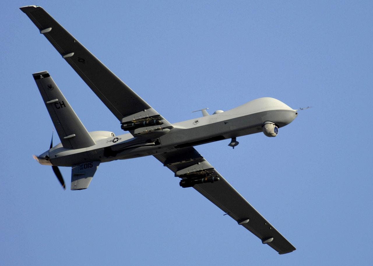 Drones aériens : la Cour des comptes pointe le retard de la France
