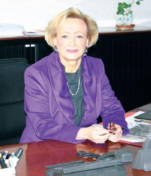 Anne marie Desbordes Marsaud de Labouygue