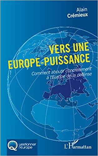 Alain Crémieux  - ed. L'Harmattan
