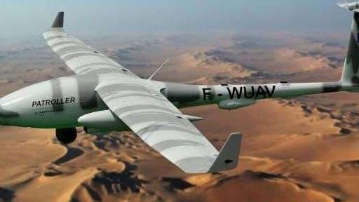 Drone Patroller - Safran
