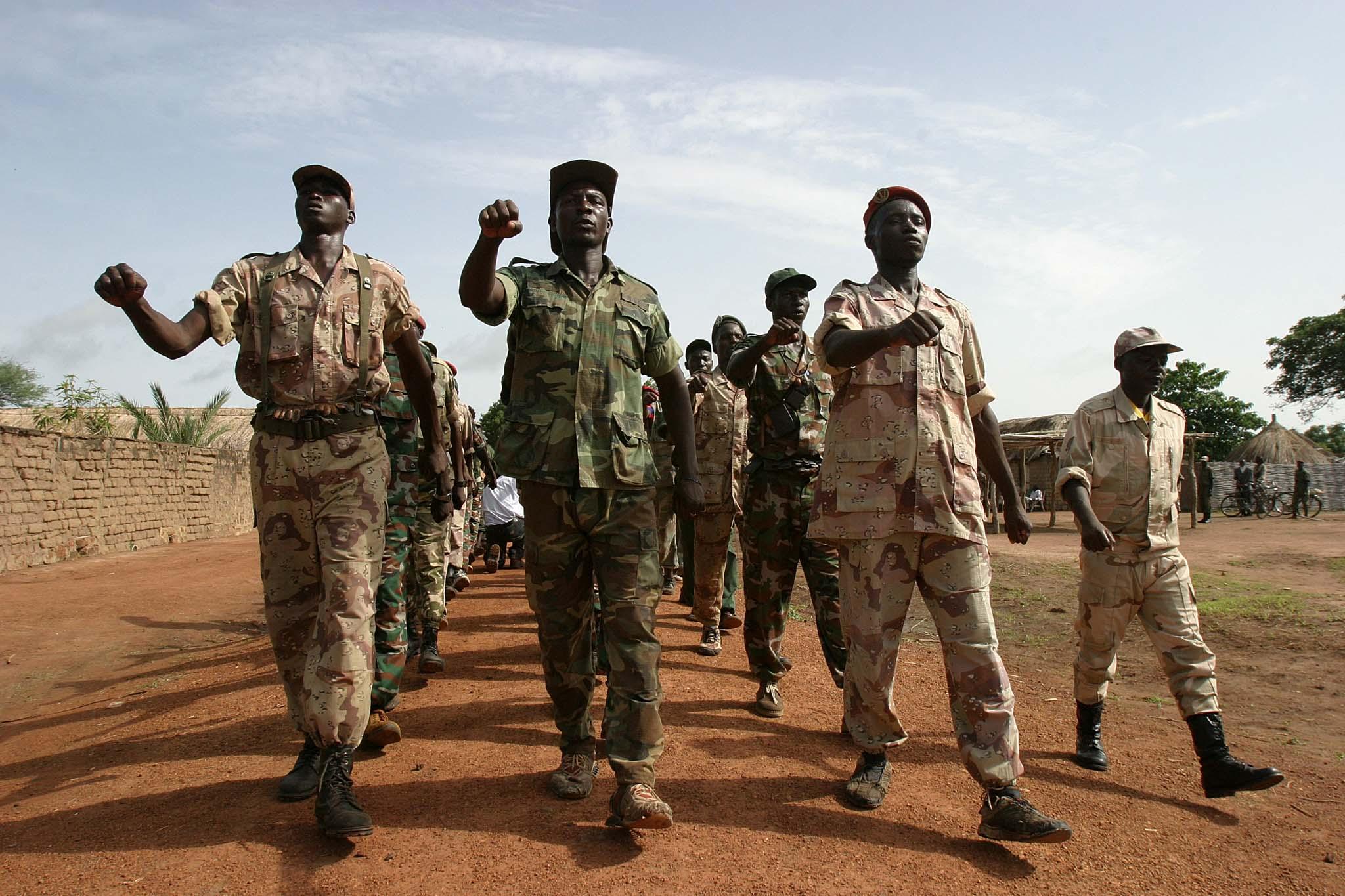 La question majeure à laquelle les forces armées devront répondre en RCA sera celle de la constitution de forces de sécurité crédibles et impartiales. (Credit : hdptcar, Wikimediacommons.org)