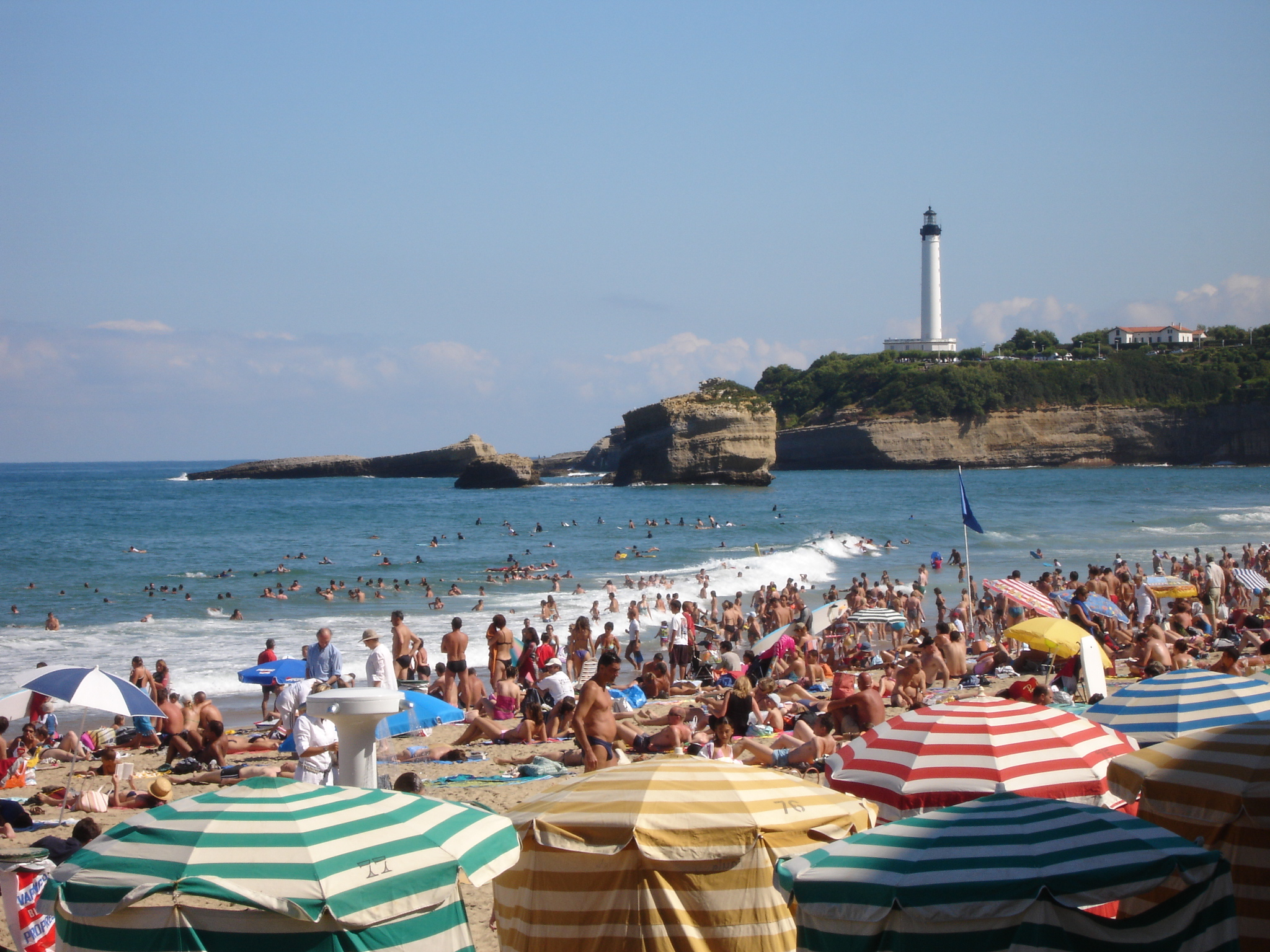 Biarritz (sous licence Creative Commons)