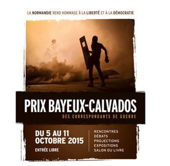 22ème Edition du Prix Bayeux-Calvados des Correspondants de Guerre
