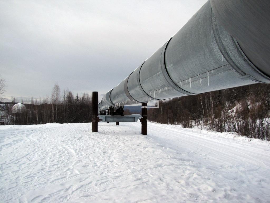 La Sibérie pourrait contenir les plus importantes réserves de gaz de la planète, non loin de la Chine (Creative Commons)