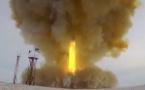 Avangard : le nouveau missile hypersonique de Moscou