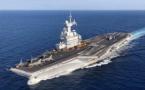 La France se dotera d'un nouveau porte-avions en 2038