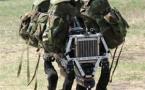 Quand les élèves officiers de Saint Cyr s'entraînent avec des robots