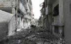 Syrie : armes chimiques et armes étrangères
