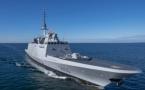 La Défense réceptionne l'Alsace, la première frégate multi-missions à capacités de défense aérienne renforcée