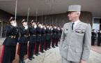 Le général Lecointre quitte son poste de CEMA au profit du général Burkhard