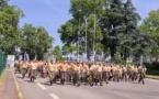 À Lyon, une course à pied pour les blessés de l'Armée de Terre