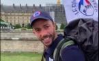 Stress post-traumatique : un ancien soldat relie Paris à Chambéry pour briser un tabou