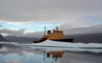 L'arctique : voie de transport maritime en devenir