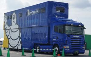 Michelin ou la forme du bibendum