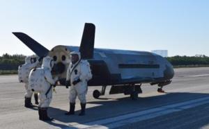 Le X-37B de l'US Air Force : une nouvelle menace dans l'équilibre de la terreur?