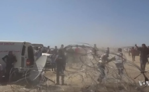 L'ONU alarmée par la situation de la bande de Gaza