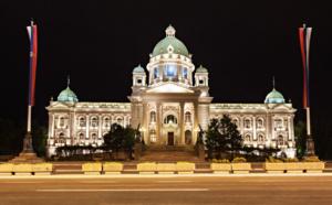 La Serbie en crise