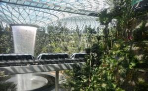 Singapour : Changi Airport se sent pousser des ailes.