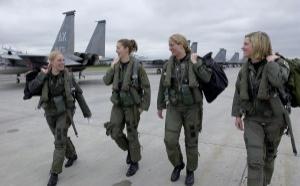 La Défense veut 10% de femmes généraux en 2022