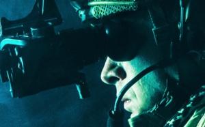 Photonis produit notamment des éléments d'intensification de lumière utilisés dans les jumelles de vision nocturne des militaires. (Crédit : Photonis)
