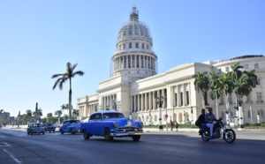 Un mal étrange apparu à La Havane (Crédit : Pixabay)