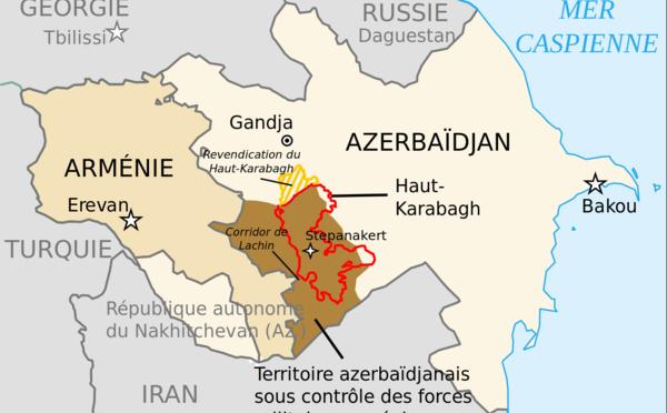 Haut-Karabakh : vers une résolution du conflit? (1/2)