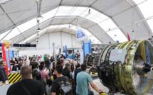 Salon International de l'Aéronautique et de l'Espace Paris-Le Bourget (SIAE) du 19 au 25 juin 2017
