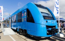 L'hydrogène, bientôt sur les rails du transport durable