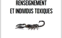 Radicalisation, renseignement et individus toxiques
